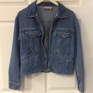 Crossroads denim jacket S